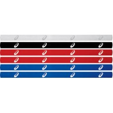 ASICS TEAM HEADBANDS 6-PACK RN1392