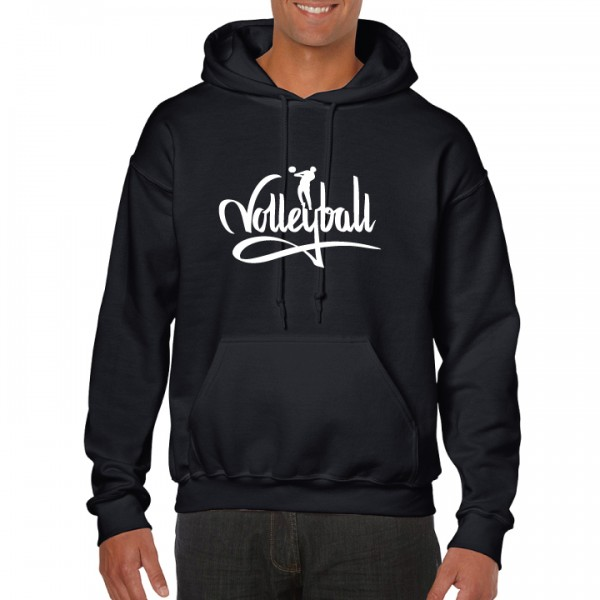 HOODIE ÉCRITURE VOLLEYBALL