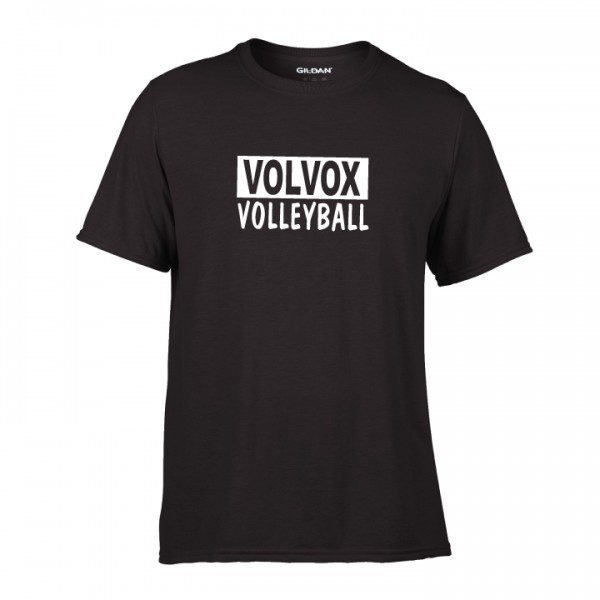 T-SHIRT VOLVOX VOLLEYBALL ( PROMO SAGUENAY )