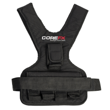 CFX PRO WEIGHTED VEST - 20LB (AJUSTABLE)