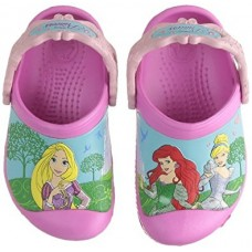 MAGICAL PRINCESS DAY CLOG CROCS
