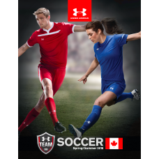 2018 SS Under Armour soccer