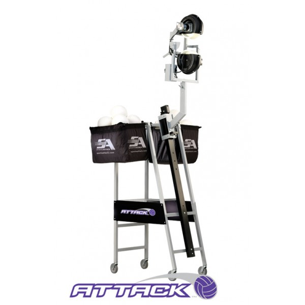 Attack Volleyball Pitching Machine