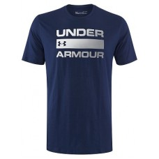 T-SHIRT TEAM ISSUE WORDMARK POUR HOMMES UA