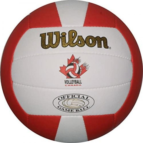 WILSON GOLD OFFICIEL VOLLEYBALL CANADA